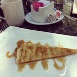 Complementary crepe