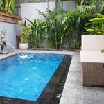 the best private pool in bali