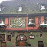 beau décor en Alsace