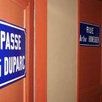 La chambre Impasse Henri Duparc