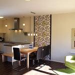 Die neuen Wohnungen in unserem Haus Wiesengrund bieten alles, was man zum Erholen braucht.