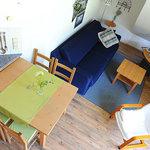 Die Wohnungen im Seehaus - gemütlich, komfortabel und schön eingerichtet.