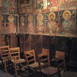 Pedhoulas- wall paintings from Archangelos Michael Unesco world Herritage