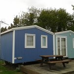 Cotage=looks plane but 3 bed rooms and kitchen!
