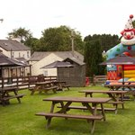 Beer Garden & Bouncy Castle