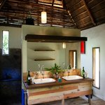 Bathroom in private villa