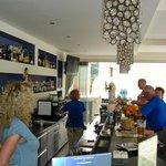 Magnolia resort pool bar