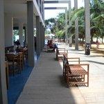 Corridor area near Dinning