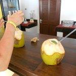 Duke's coconuts