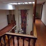 Hotel Rosario La Paz Interior