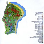 Plan du Gan Paradise Samana
