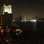 Diplomatic Suite: Night View