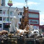 The Cat roundabout Kuching