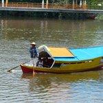 River taxi Kuching