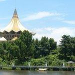 Parliament Building Kuching