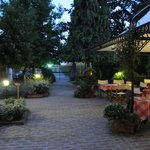 Espectaculares cenas en la terraza