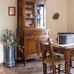 A dining room room