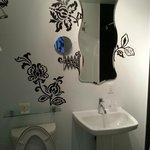 Salle de bain (ChambreJAZZ)