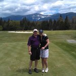 Fun golf course with spectacular views!