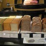 Café Mozu - Bread Toast Corner