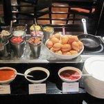 Café Mozu - Eggs Corner