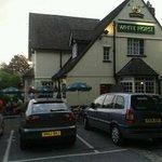 White Horse Pub, Oxford.