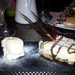 balieys and malteeser cheesecake