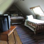 Jane Attic room