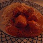 Chicken tikka murgh