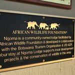 Opening of Ngoma Safari Lodge
