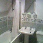 Farnley Towers my bathroom