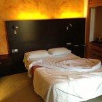 Flacalco Park kleines französisches Bett im Schlafzimmer