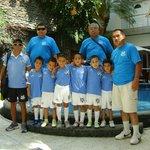 EQUIPO DE FUTBOL REAL ESTANCIA CATEGORIA 2006-2007 (NUEVO LEON)