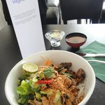 Vietnamese Bun, Fresh noodlesalad