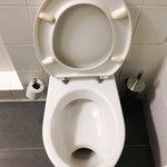 Toilettes mal conçues