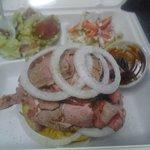 Baltimore Pit Beef Sandiwch