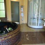 Badezimmer Asia Suite