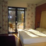 Schlafzimmer Asia Suite