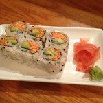 Spicy California Sushi