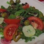 Salade de Paula <3 super bonne !!