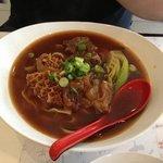 3 kinds beef noodle