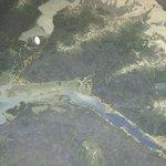 Map of Juneau