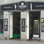 Dublin Dave's.  The Best in Aberdeen