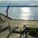 Late afternoon on Lake Washington.