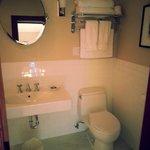 Hayes Inn - Bathroom