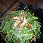 焼き魚(稚鮎)