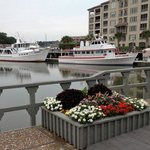 Shelter Cove Marina within walking distance