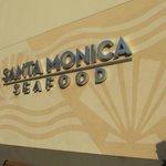 Santa Monica Seafood - Exterior shot