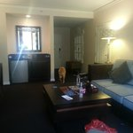 Masters Suite living area