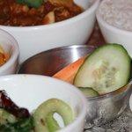 Tasty mix thakali Khana